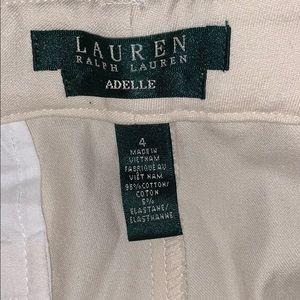 Women's Ralph Lauren pants size 4